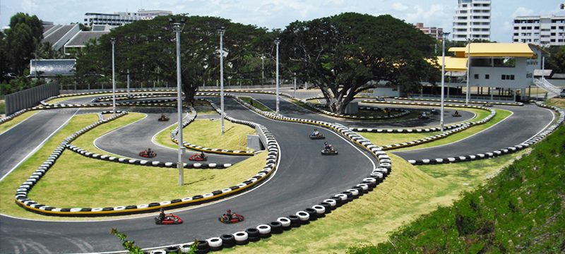 Sikhara Plago Resort :Go-Karts at Easy Kart