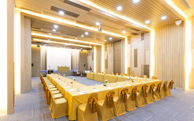 Sikhara Plago Resort : Meeting Room
