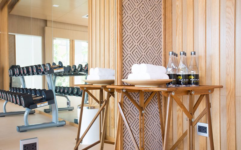 Sikhara Plago Resort : Fitness Centre