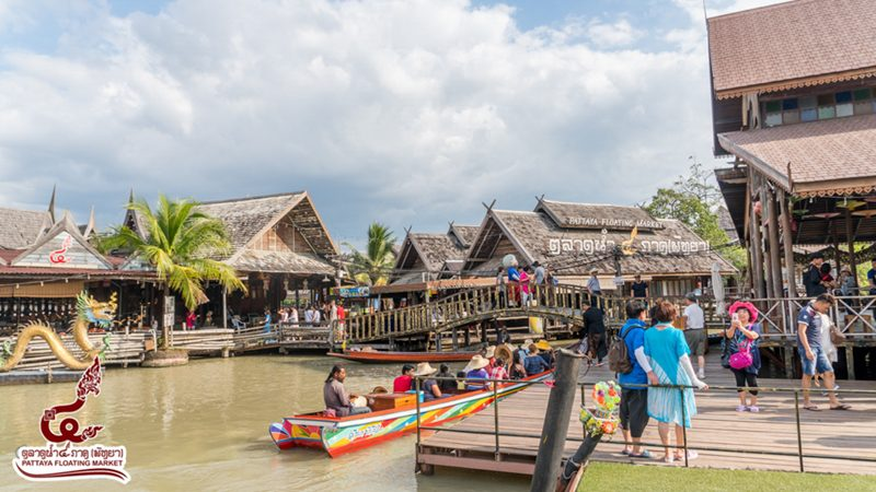 Sikhara Plago Resort :Pattaya Floating Market