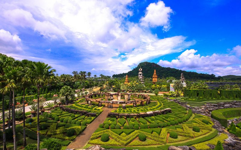 Sikhara Plago Resort :Nong Nooch Tropical Garden Pattaya