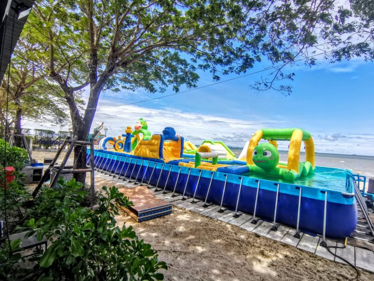 Sikhara Plago Resort : Water Park